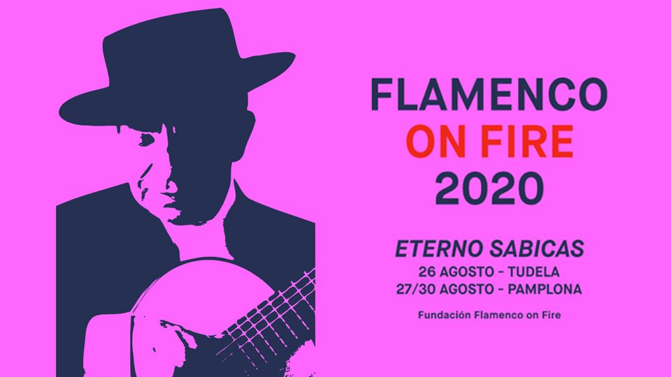 Flamenco On Fire 2020 arranca en Tudela
